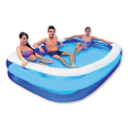 Zwembad rechthoekig dagelijkse koopjes en internet for Rechthoekig zwembad