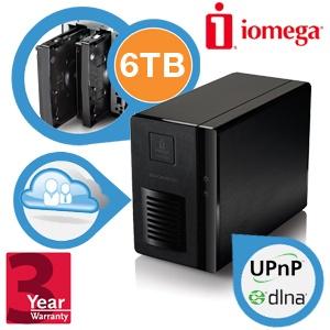 products iomega storcenter ix network storage met totaal tb ghz processor en gigabit ethernet